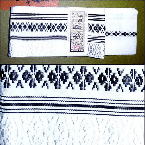 Cotton Hakata Kaku Obi