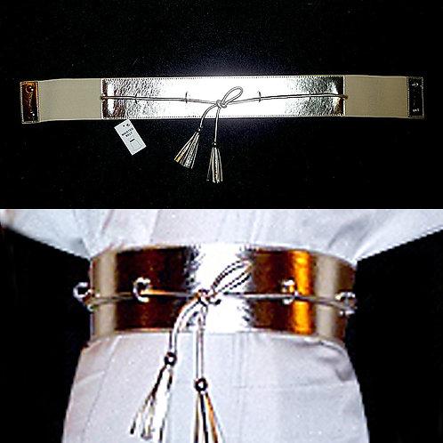 Golden Tassel Belt S/M