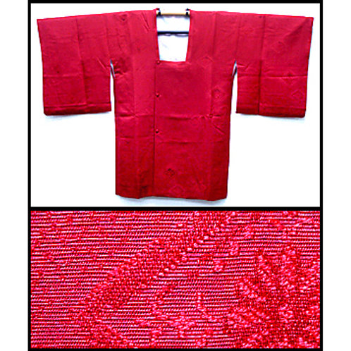 Diamond Weave Silk Michiyuki