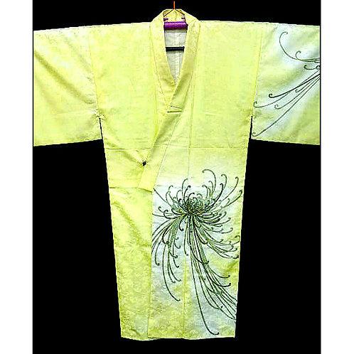 Men's Magnificent Kiku Kimono
