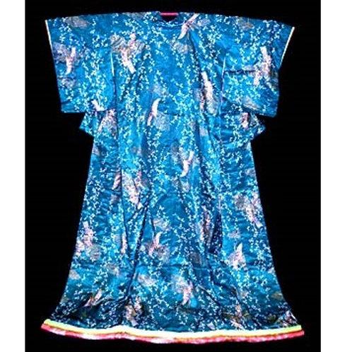 Tanzaku Hikizuri Kimono