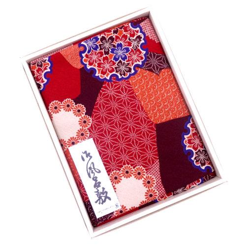 Cotton Furoshiki 113 x 114cm - Boxed