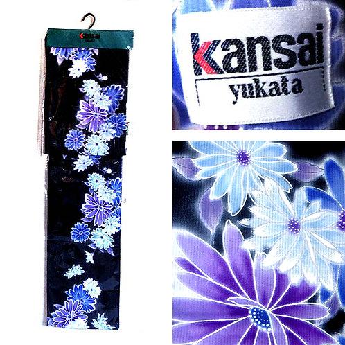 Kansai Yamamoto Black Yukata