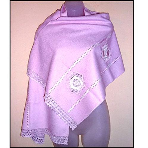 Kimono Shawl / Stole Ribbon Detail
