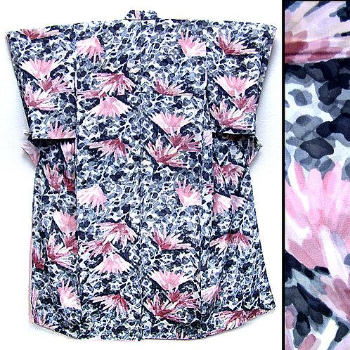 Greys & Pinks Kimono
