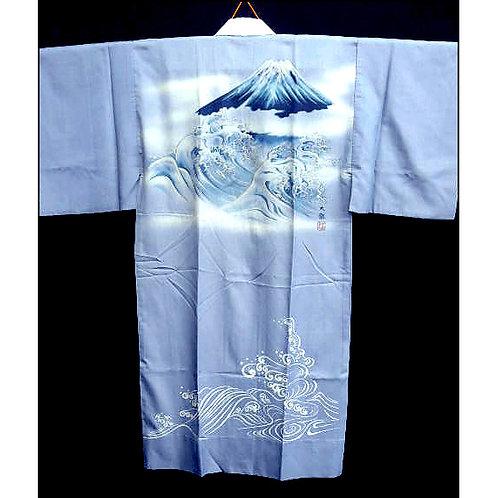 Aranami & Fuji Naga-Juban Kimono