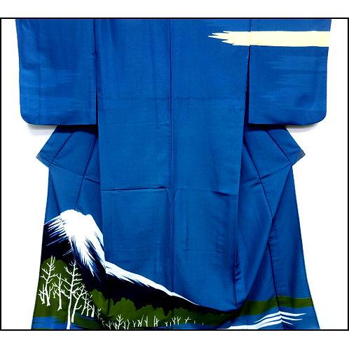 Fuji Odori Kimono