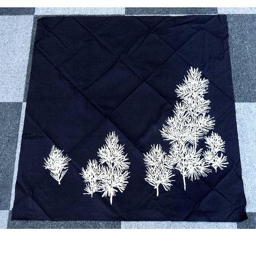 Black Large Furoshiki