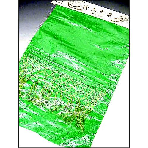 Green Silk Shigoki Sash