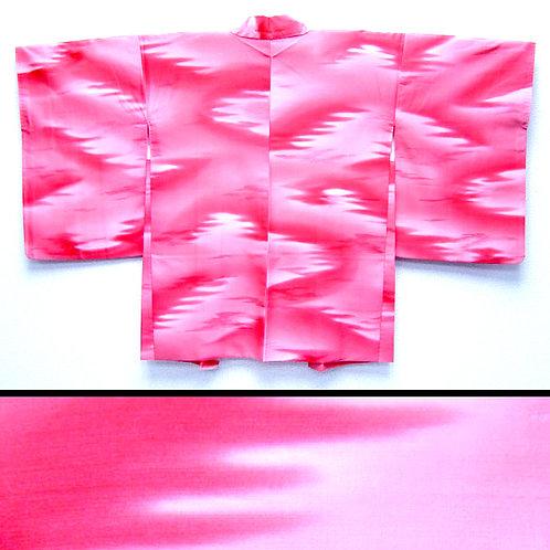 Clouds Ziggy Pink Haori