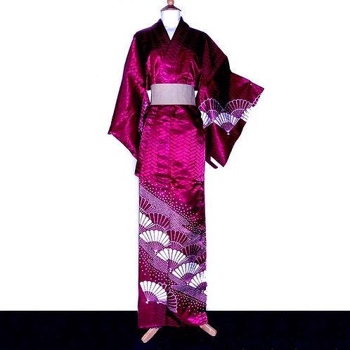 Fans Odori Kimono