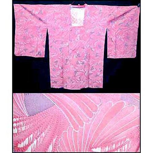 Pink Silk Michiyuki