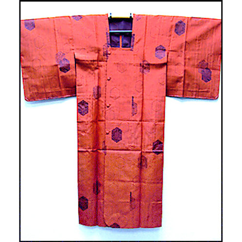 Picture Lozenges Ama Kimono Coat