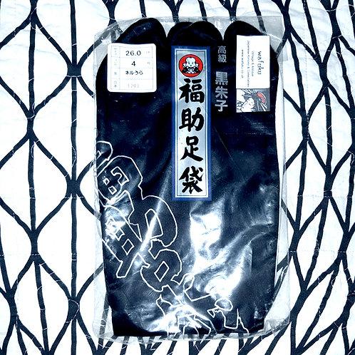 Black Cotton Luxury Tabi 26cm