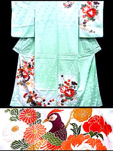 Beautiful Bird Kimono