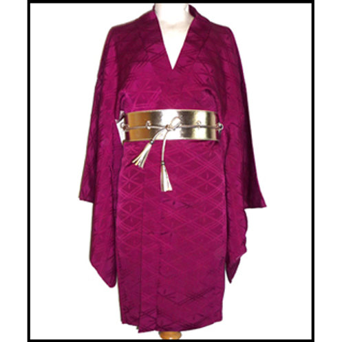 Antique Purple with Tachibana