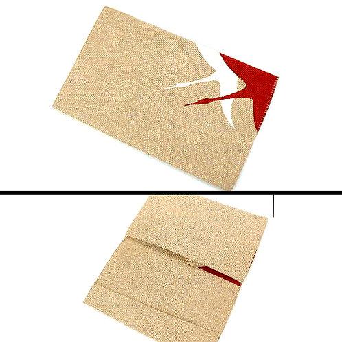 Cranes Kinpu Fukusa Wallet