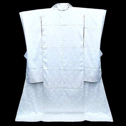 Bride's White Kakeshita Kimono