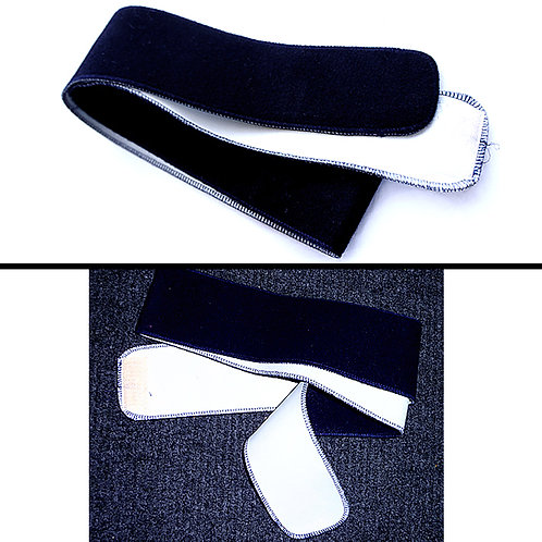 Velcro Date Jime Black