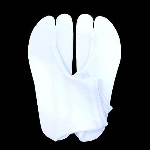 Crisp White Stretch Tabi - 25 - 27cm