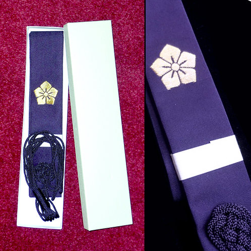 Purple Silk Hangesa