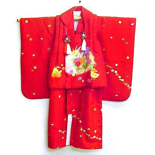 Kitten & Chick Kimono & Hifu