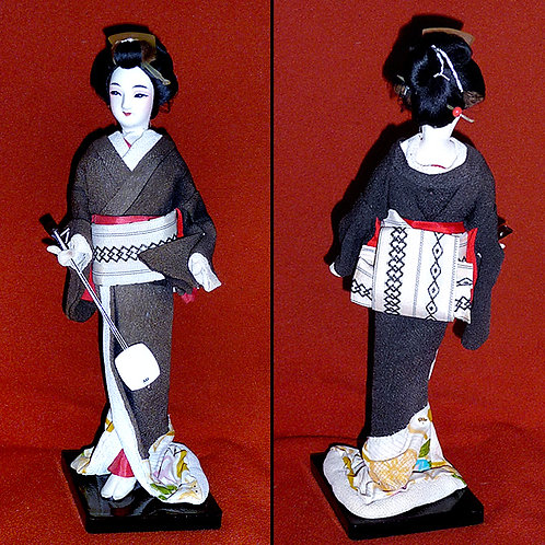 1950s Musician Geisha