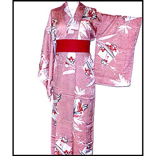 1920s Komon Kimono