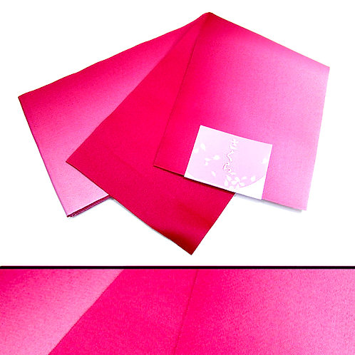 Shaded Pink Hanhaba Obi