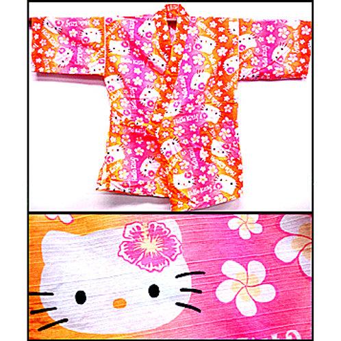 Hello Kitty Jinbei Top