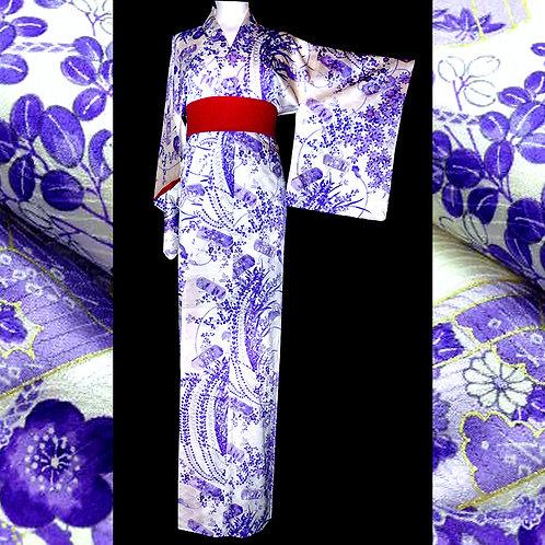 Boxes For Love Letters Kimono