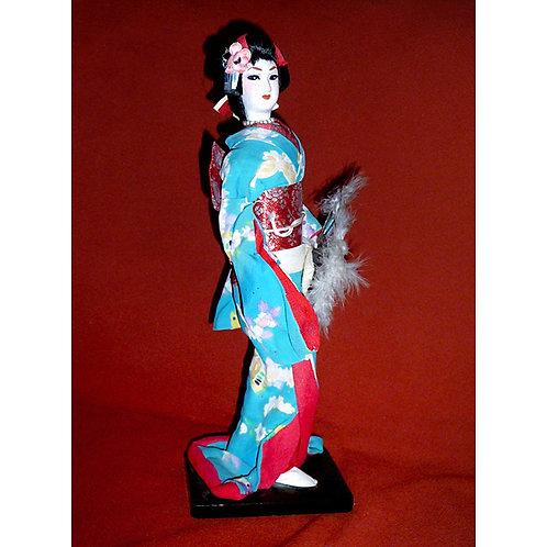 1950s Geisha Doll