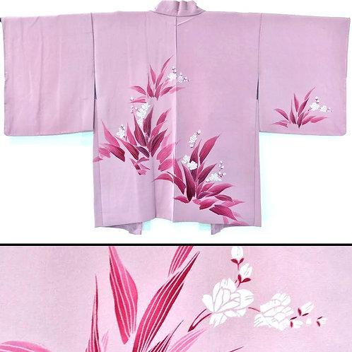 Muted Pink Haori