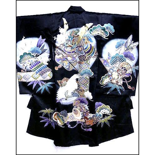 Kabuto Boy's Kimono