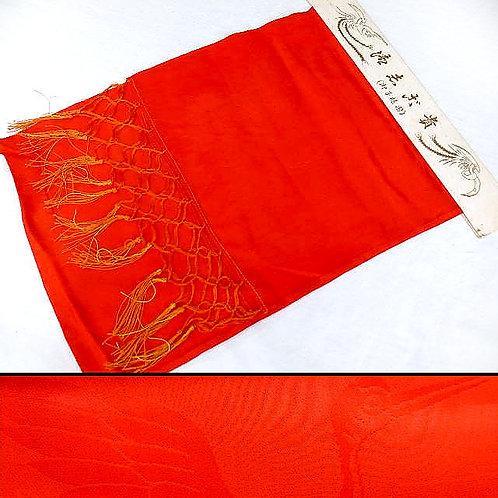Red Cranes Fringed Shigoki