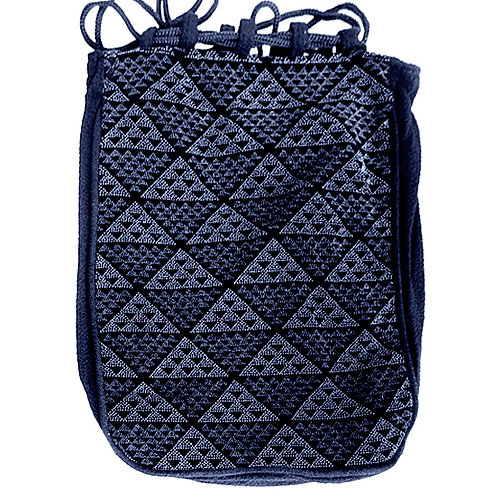 Black Shingen Bukuro - Man Bag
