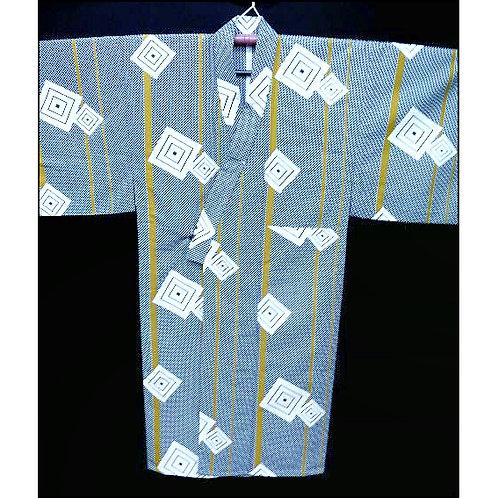 Diamonds Men's Kimono