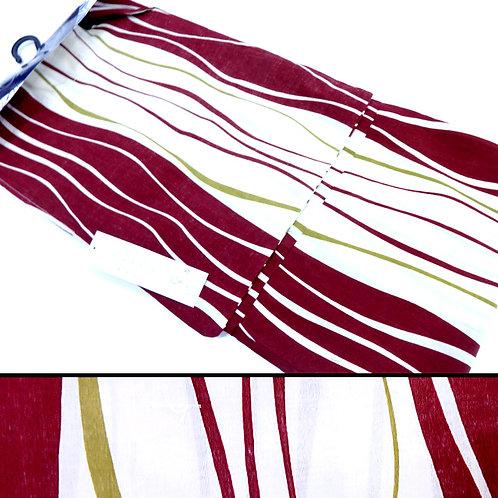 Wavy Lines Yukata Kimono