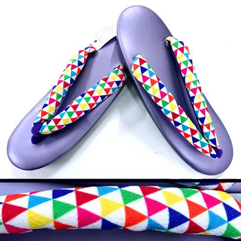 Multi Colour Hanao Zori