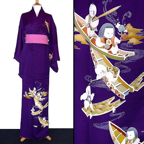 Gosho Ningyo on Glorious Purple