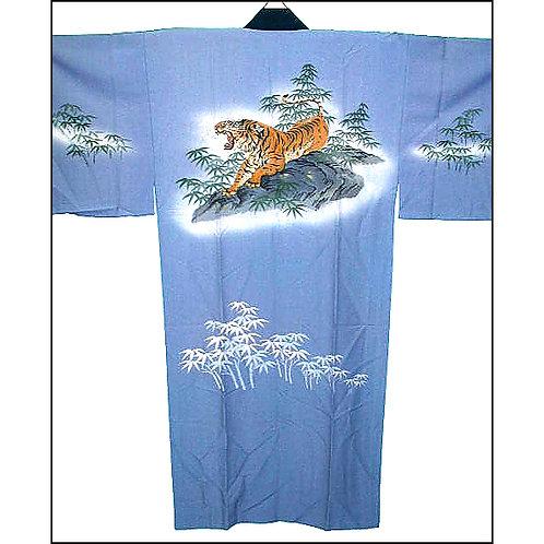 Tiger & Bamboo Juban Kimono