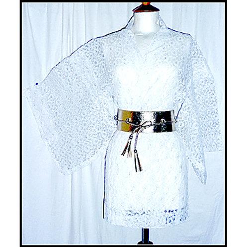 White Lace Haori