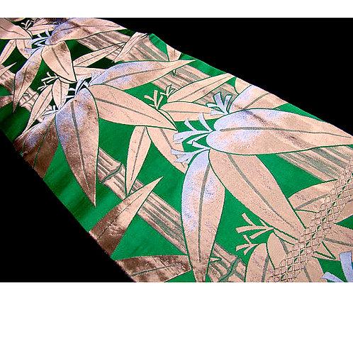 Green Maru Wedding Obi