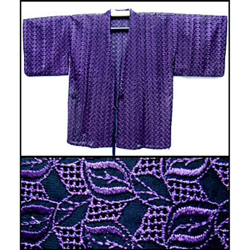 Purple & Black Dochugi