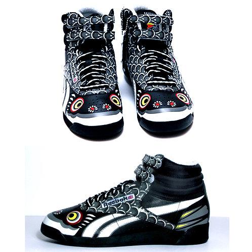 Reebok Limited Edition Koinobori Boots - Rare