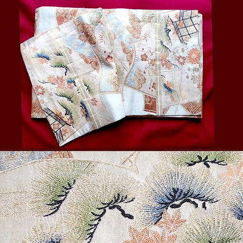 Beautiful Books Silk Maru Obi