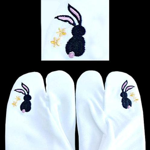 Bunny Toe Stretch Tabi 22.5 - 25.5cm