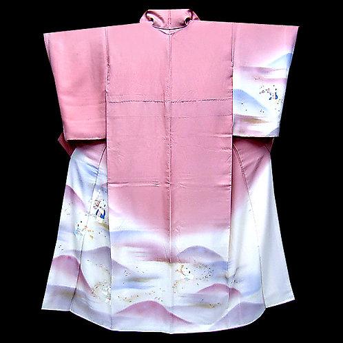 Hills & Ningyo Rare Kimono