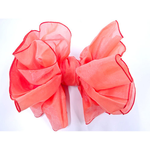 Red-Orange Women's Heko Obi