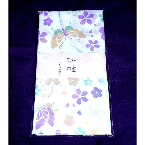 Blossom- Mauve - Tenugui